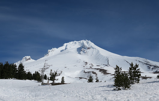 Climbing Mt. Hood: South Side Pearly Gates - Mountain Lovely