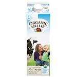 Organic Valley 1% Milk (Low Fat)