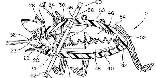 10 Extremely Strange Halloween Patents - IPEye