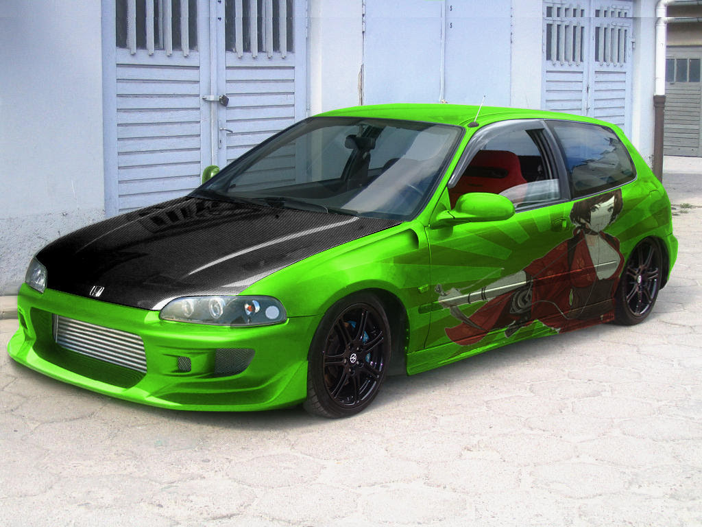 Honda Civic By Mumakil On DeviantArt