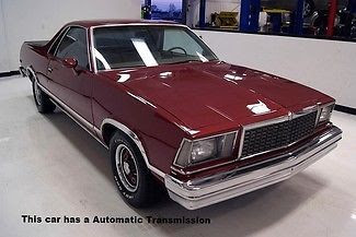 Buy Used 1978 El Camino Brown In Murfreesboro Tennessee United States For Us 6900 00