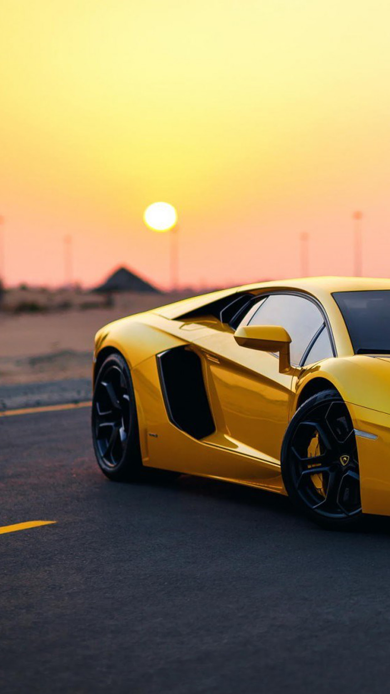 Supercar wallpapers for iPhone