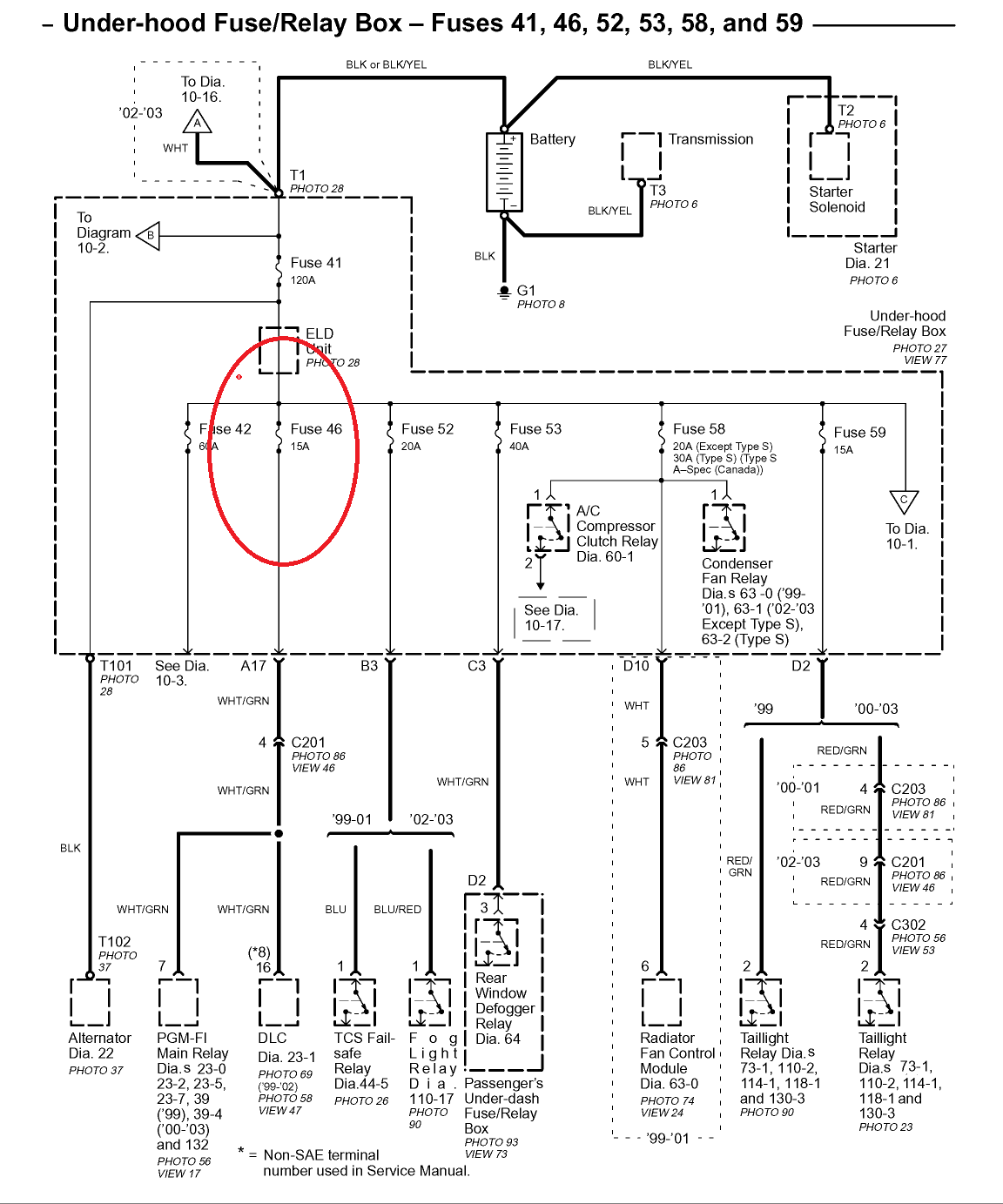 Wiring Diagram PDF: 2003 Acura Cl Wiring Diagram