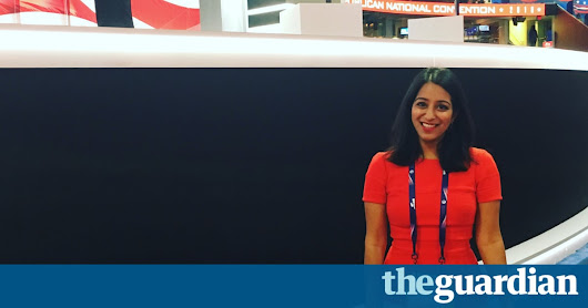 Reporting while Muslim: how I covered the US presidential election | Sabrina Siddiqui | Opinion | The Guardian