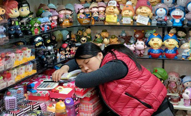 Cosas que pasan en una tienda de chinos