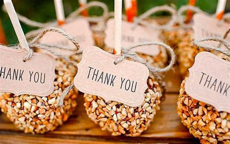 DIY delights   Homemade Wedding Favours