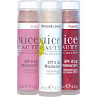 Juice Beauty Lip Trio, SPF 8 Lip Moisturizers