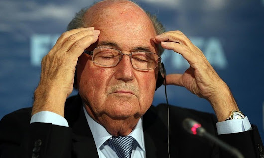TWINSMEGA: FIFA ban taking toll on my mental health – Blatter