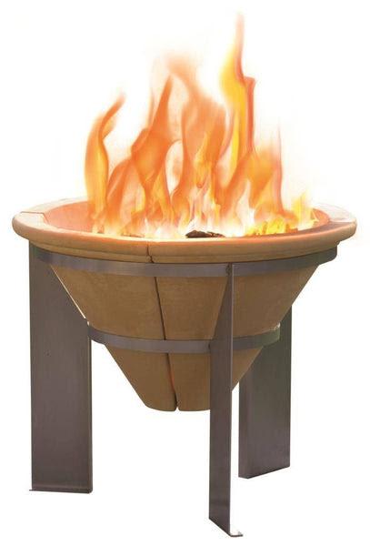 Comfy Brazier Fire Pit - 55cm Dia - Ceramic – Fire Pits Direct - Fire Pits Direct - Www.firepitsdirect.com.au - Google+