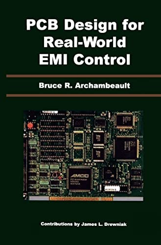 cKf.Free) Download PCB Design for Real-World EMI Control (The ...