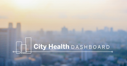 City Health Dashboard