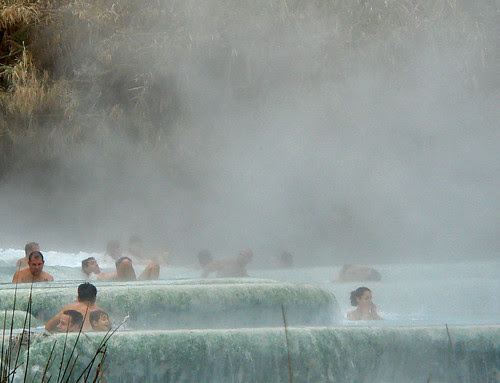 thermes, italie