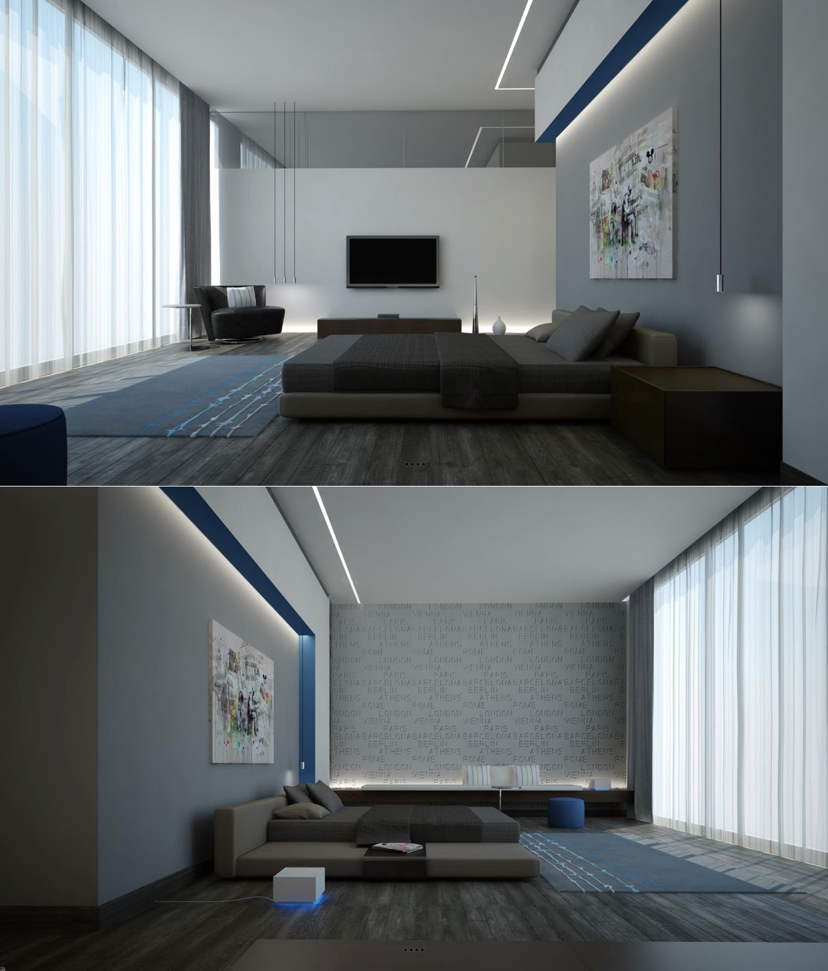 21 Cool iBedroomsi for Clean and Simple Design Inspiration
