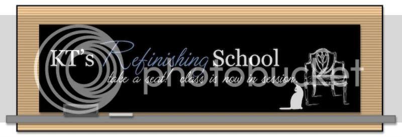 KT's Refinishing School