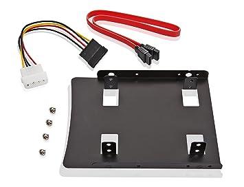 Kit de montaje para SSD interno, 2.5 pulgadas