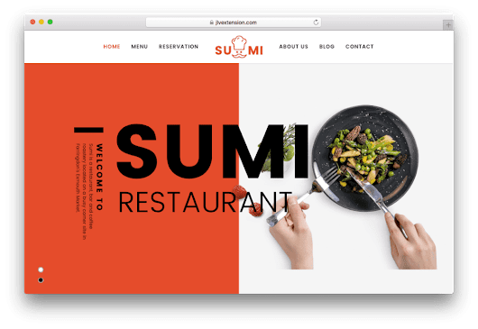 20 Best Restaurant Joomla Templates for Food Ordering System 2017