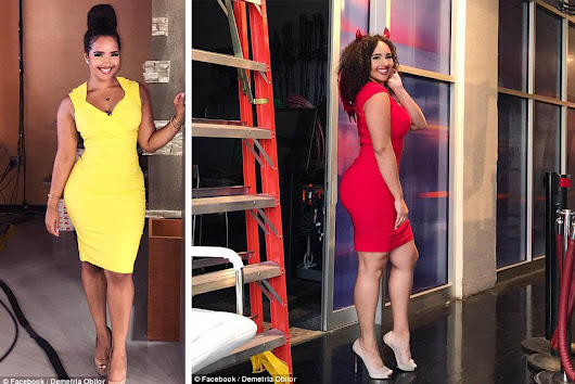 TV Anchor Criticized For Her Curves And On-Air Provocative Outfits