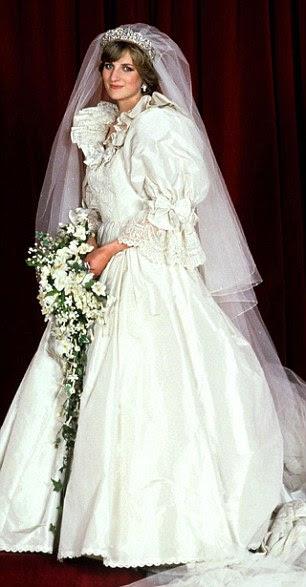 25 Images Princess Diana Wedding Dress