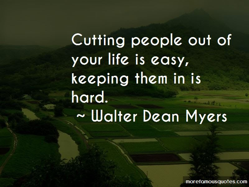 Quotes About Cutting People Out Of Your Life Top 1 Cutting People