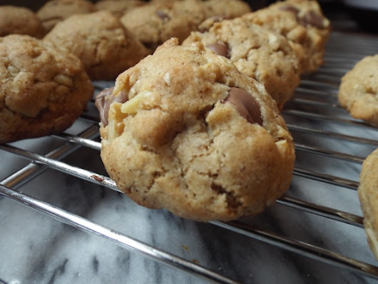 Oatmeal Chocolate Chip Nut Cookies