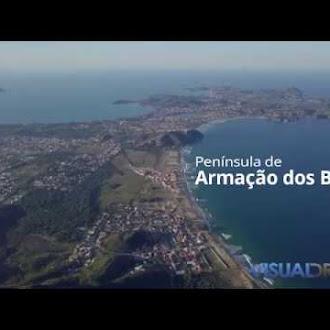 Tour Aéreo: Serra das Emerências
