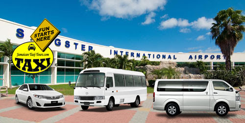 Montego bay Jamaica Airport Transfers, Sightseeing Tours