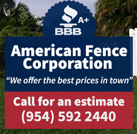 American Fence Corporation | Coral Springs Office