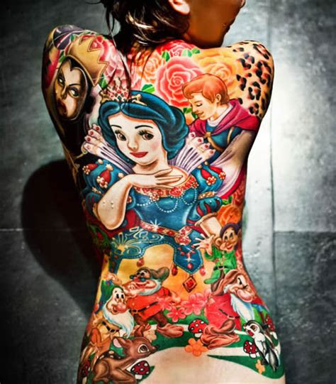 geeky girl disney tattoo youbentmywookie