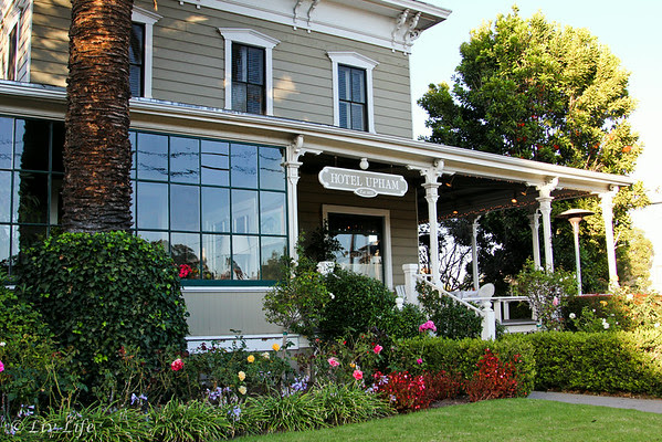 Upham Hotel, Santa Barbara, California