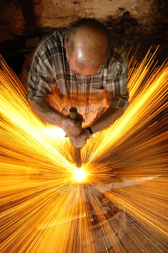 Blacksmith por SnapperDan