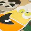 Halloween Paint Chip DIY Crafts