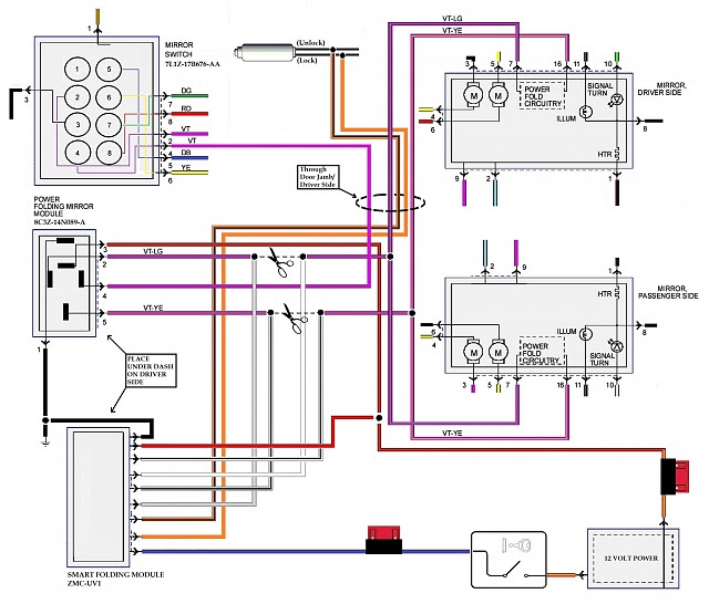 20 Images 2014 Ford F350 Upfitter Switch Wiring Diagram