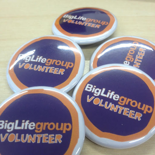 The Big Life group on Twitter