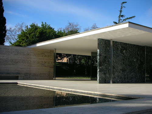 Mies van der Rohe pavillion by lgpueyo