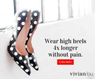 Finally! High heels without the pain!