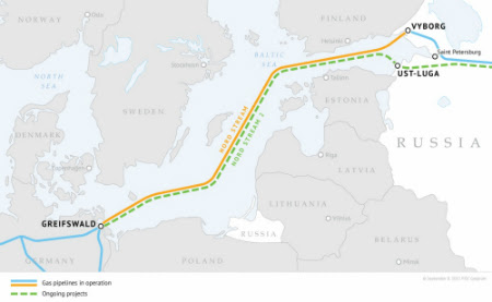 Nord Stream 2 Moves Ahead Despite U.S. Objections