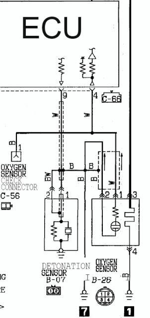 Bosch Oxygen Sensor Wiring Diagram