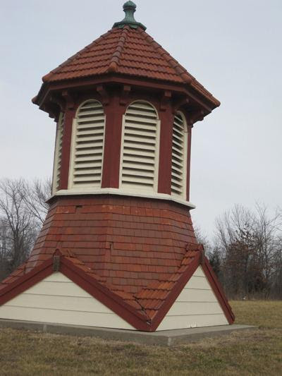 Just A Couple Of Cupolas Kcur