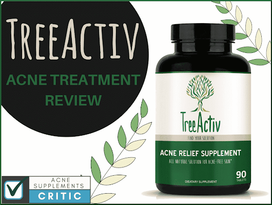 TreeActiv Acne Pills Review - What Ingredients Cause Side Effects? | Acne Supplements Critic