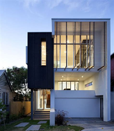 small modern house  australia planet  home design