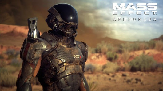 Mass Effect: Andromeda's latest gameplay video showcases squad tactics and ability profiles