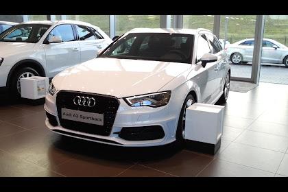 Audi A3 Sportback S Line 2015