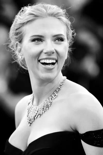 Scarlett Johansson — Foto de Stock #46984351