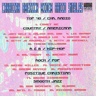 Canadian American MIDEM Radio Singles