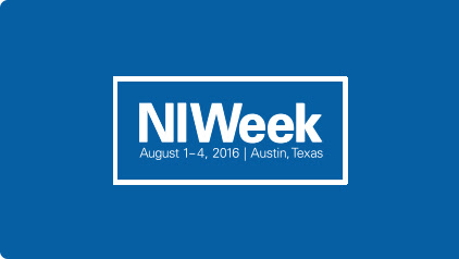 News - Wezarp team will attend NIWeek 2016