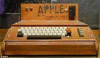 Venduto il primo computer Apple a 210.000 dollari