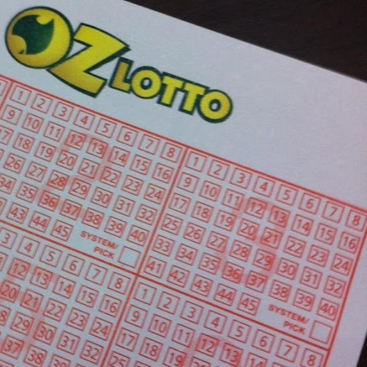 $40M Oz Lotto Results for Tuesday April 14