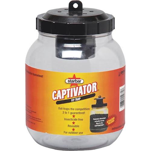 Starbar 100520214 Captivator Fly Trap