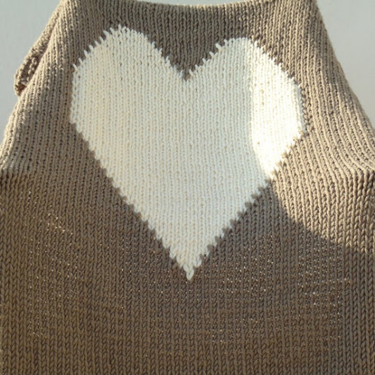 SALE FREE SHIPPING Chunky and soft taupe with a cream by AYTULGIFT