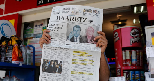 The People vs. Haaretz - The New York Times